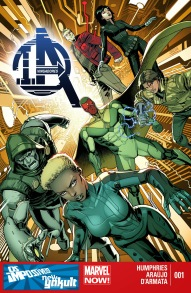 Avengers A.I. (2013-) 001-000