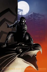 #01, O Peter Parker de 1930, não se encontra só enfrentando Mistério, mas entrando no evento em 2014.