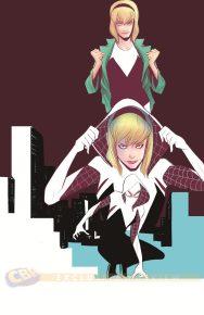 #02, E se a Aranha não tivesse picado Peter, mas sim Gwen Stacy!! Ela é inteligente, charmosa e pode destruir um carro, só não conte ao seu pai, o Capitão Stacy.