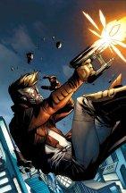 Mahmud Asrar, que desenhava Wolverine e os X-men.