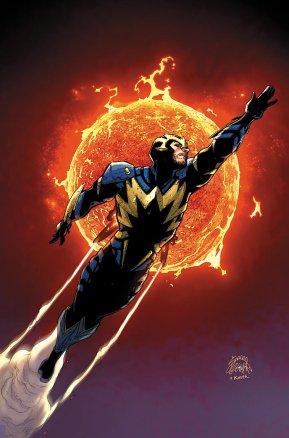 Ryan Stegman, que desenhava Wolverine e agora já contratado desenha Inumano